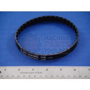 Shanklin - Timing Belt For Omni Hot Knife Side Seal Drive - BD-0193
