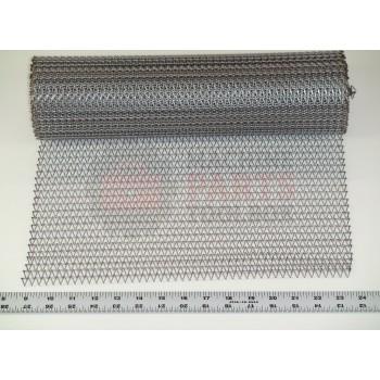"""Shanklin - Stainless Mesh Belt 15"""" X 125"""", Standard T7Xl - BE-0022-001"""