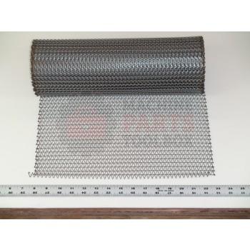 "Shanklin - Stainless Mesh Belt 15"" X 153"", Standard T7F - BE-0022-006"