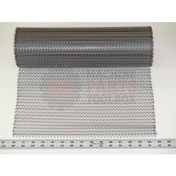 "Shanklin - Stainless Mesh Belt 15"" X 192"" - BE-0022-019"