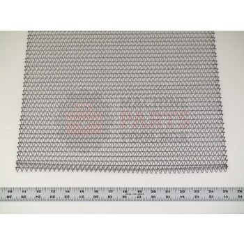 """Shanklin - 15"""" Stainless Mesh Belt For Tunnels, For Pre-Cut Length, Call Parts Group - BE-0022"""