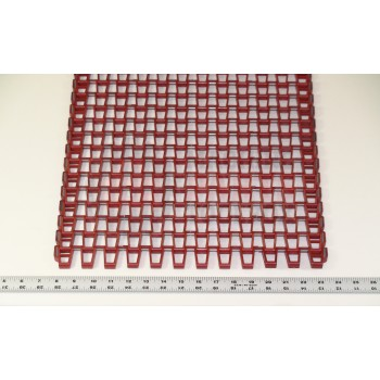 "Shanklin - 16"" Wide Composite Link Belting, Per Foot - BE-0057A"