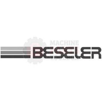 Beseler - T20 Idler Roller - # 562-66-07 - Shrink Machine Parts - Machine Parts Toolbox
