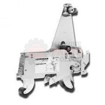 "Loveshaw - CAC50 Rebuild Tape Head 2"" - Tape Machine - Carton Sealer Parts - Machine Parts Toolbox"