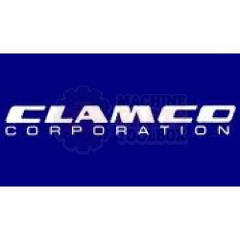 "Clamco - Mushroom Insert, 5 Hole, 18.19"" L, CS/R Clamco 6700 D-12973"
