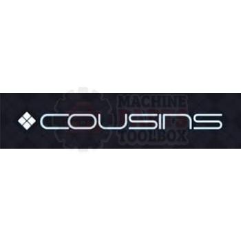 "Cousins - Prestretch Roller 3"" - # w132"