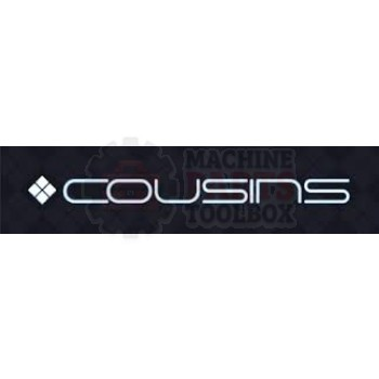 Cousins - Washer - # B134