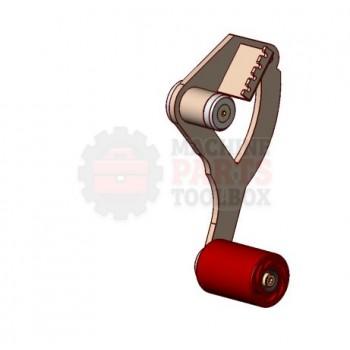 Dekka - Rear Tape Roller Assembly - # 59-005
