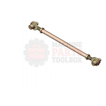 Dekka - Push Rod Assembly - # 59-011