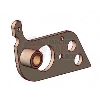 Dekka - Knife Plate - Tape Cutter Pre Assembly - # 59-037