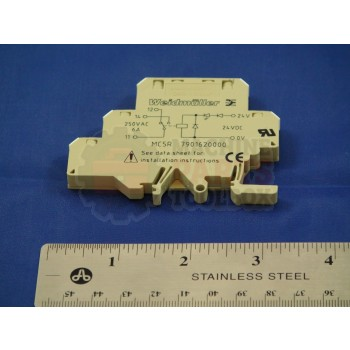 Shanklin - Relay, 24Vdc, With Cover - EA-0076A