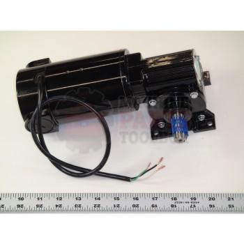 Shanklin - Motor, 1/8 Hp, 500 Rpm - ED-0040