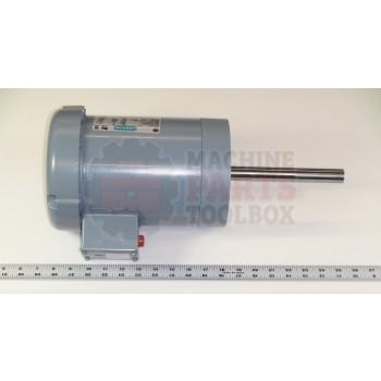 Shanklin - Tunnel Blower Motor For 50Hz Applications - ED-0074