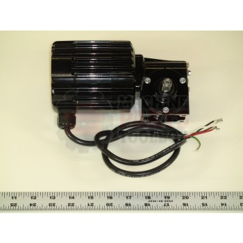 Shanklin - Motor, Gear 1/40 Hp, 86 Rpm - ED-0087