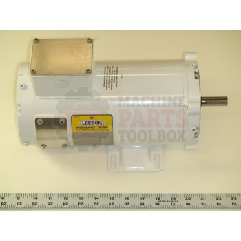 Shanklin - Motor Washdown 1/2 Hp 1750 Rpm 180Vdc - ED-0097