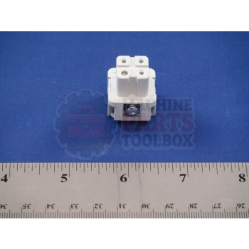 Shanklin - Connector W/Screw, 3-Position, 10A - EE-0370