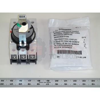 Shanklin - Breaker, 60 Amp Circuit - EG-0012
