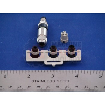 Shanklin - Connector, Field Attachable V3 Male - EH-0264
