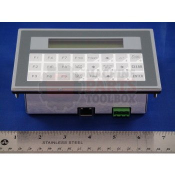 Shanklin - Interface, Touch Screen - EQ-0038