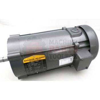 Lantech - Motor 3/4HP 90VDC 1750RPM 56C - 30143627