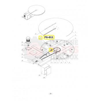 Eagle - Tensioner Base - # FG-011