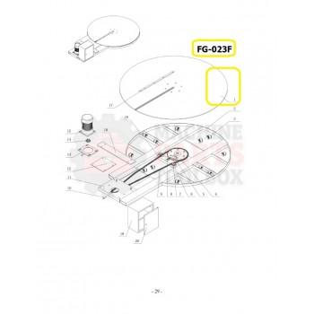 Eagle - Turntable - # FG-023F