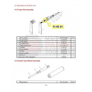 Eagle - Antiskid Slice - # FJ-05-01