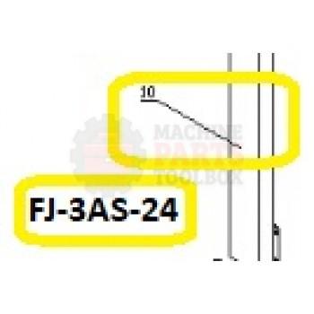 Eagle - Upright Post Body - # FJ-3AS-24