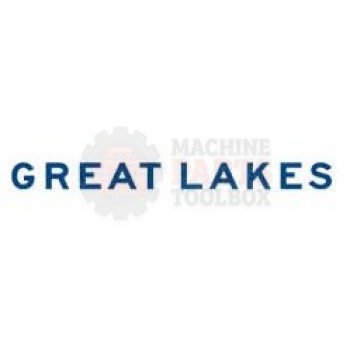 """Great Lakes - Cutting Blade, 8 Hole, 17.25"""" for TS37 C-15058"""