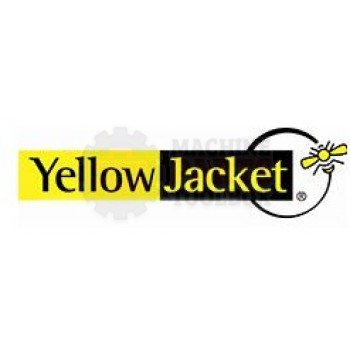 ITW Yellow Jacket - Bearing Shaft - G018420001 - Orbital Stretch Wrapper Part - Machine Parts Toolbox