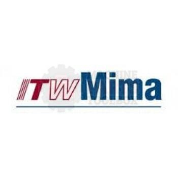 ITW-Mima - Membrane Key Pad 50-12011-001 - Stretch Wrap Machine - Machine Parts Toolbox