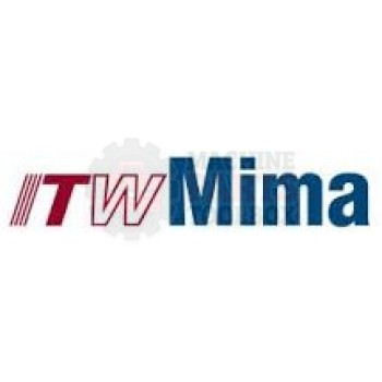 ITW - Mima - Threaded Rod - # 08-04040-001 - Stretch Wrapper Machine Parts - Machine Parts Toolbox