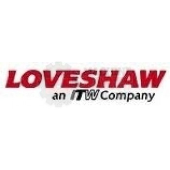 Loveshaw - Cyl - 1 1 / 2 Bore X 2 1 / 4 Stroke W / ADJ - Rear Cushion - N 401 - 118