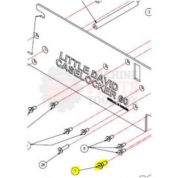 Loveshaw - Screw - # FFHMG016P10