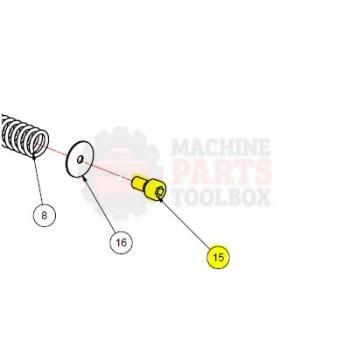 Loveshaw - Socket Head Screw - # FSHMG012P10