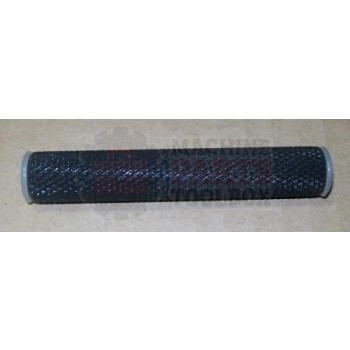 "Loveshaw - Knurled Roller 1/2"" Dia. - # LP06B-040-3"
