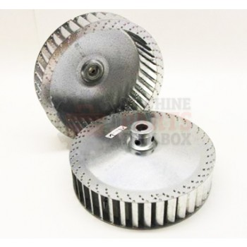 Eastey - Blower Wheel - used on Large Tunnel & Tube Tunnel Models