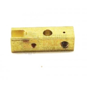 Eastey - Compensator Block - Brass