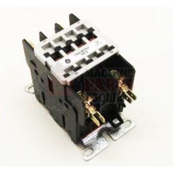 Eastey - Contactor - 2 Pole - 25 AMP - 220 VOLT