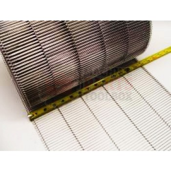 "Eastey - Conveyor Belt - Stainless Steel Wire Mesh - 14"" Wide - 1/4"" x .05 - 5SPL - price by the foot"