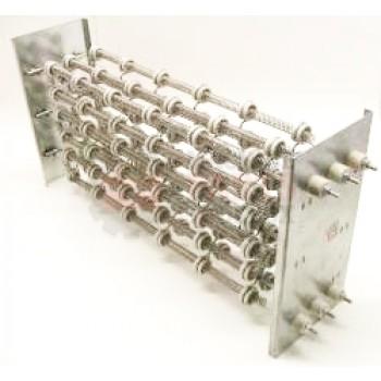 Eastey - Heater Bank - 18 KW - 480 Volt - 3 Phase - Large Frame