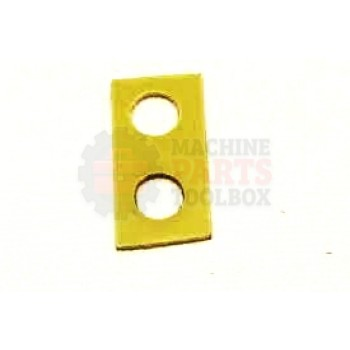 Eastey - Insulator for Temp Adj Bracket, Flat ( 2 & 5 Hole Bracket )