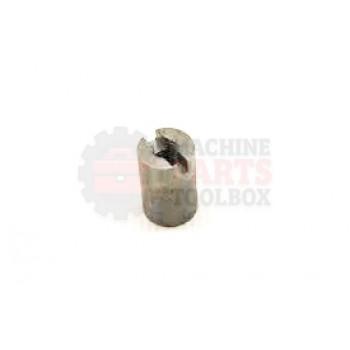 Eastey - Knurled Nut, Stainless Steel