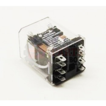 Eastey - Relay, 2 Pole - 240 Volt - Top Only ( Sleeve Wrapper or ET2082 )