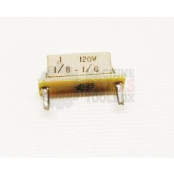 Eastey - Resistor, DC Motor Control - .10 ohm
