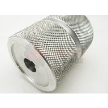 Lantech - Roller Driven V-Guided Side Belts Aluminum - 000052B