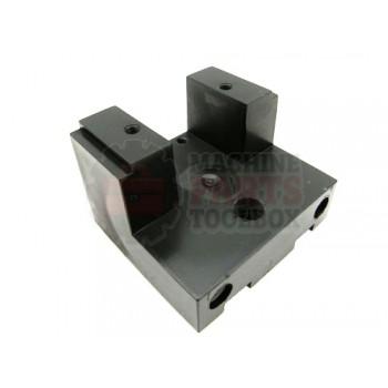Lantech - Block Sliding Vacuum Mount Black Plastic - 000133A