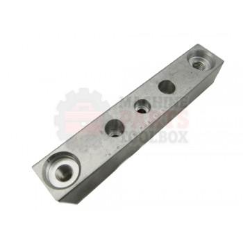 Lantech - Block Suction Cup Holder Aluminum - 000145B