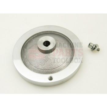 Lantech - Handwheel MVR125X12H7SPIE+M8 - 000383A