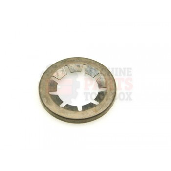Lantech - Ring Retainer Internal Tooth For 20MM Shaft ST 36230-20 - 000528A